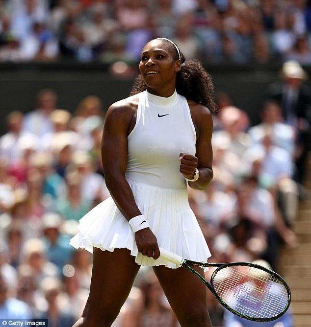 S.Williams đã giành quyền vào chơi trận CK Wimbledon thứ 9 trong sự nghiệp