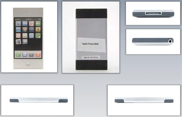 Concept iPhone với thiết kế khá dày và vuông vức