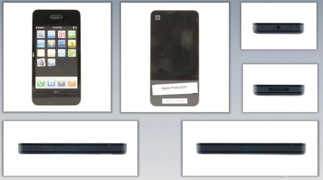 Concept iPhone có thiết kế giống iPhone 4 nhưng dày hơn