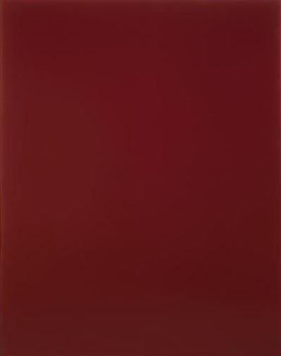 Bức tranh siêu trừu tượng với duy nhất một màu của họa sĩ người Đức Gerhard Richter có giá 1,1 triệu USD.
