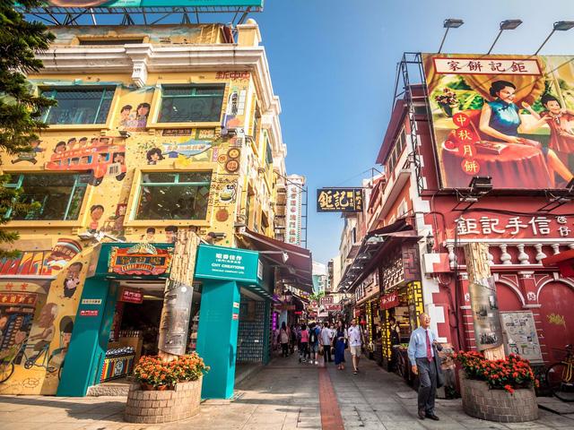 """Sòng bạc thế giới"" – Macau thu hút 14.96 triệu khách quốc tế"