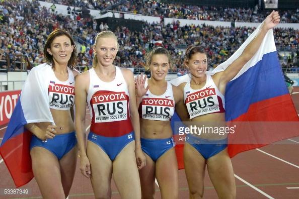 Uỷ ban Olympic giữ nguyên án phạt với điền kinh Nga. Ảnh: Getty