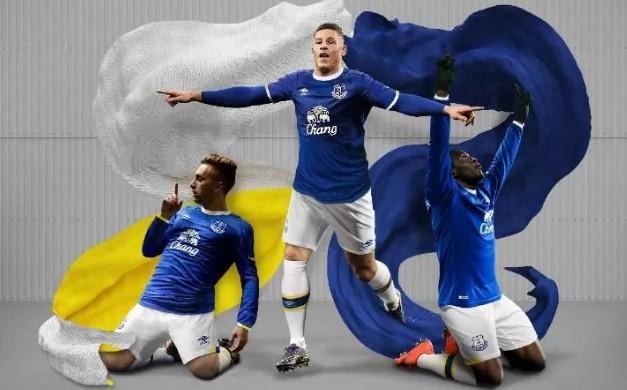 Nhà tài trợ lâu năm Chang tiếp tục gắn bó với Everton ở mùa giải tới