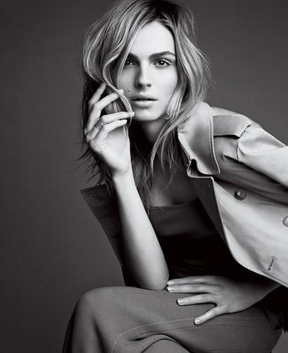 Andreja Pejic là một trong những người mẫu tiên phong trong việc xóa nhòa ranh giới giữa trang phục cho nam và nữ. Dù đã phẫu thuật chuyển giới nhưng Andreja vẫn xếp thứ 18 trong Top 50 người mẫu nam suất sắc. Cô là người mẫu chuyển giới đầu tiên được Vogue phỏng vấn cho số tháng 5/2015.