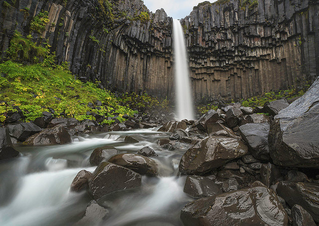 Iceland là nơi có những thác nước mạnh nhất và lớn nhất ở châu Âu