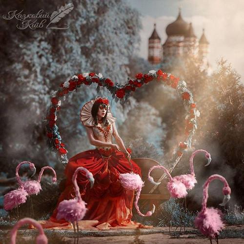 Alice ở xứ sở thần tiên.