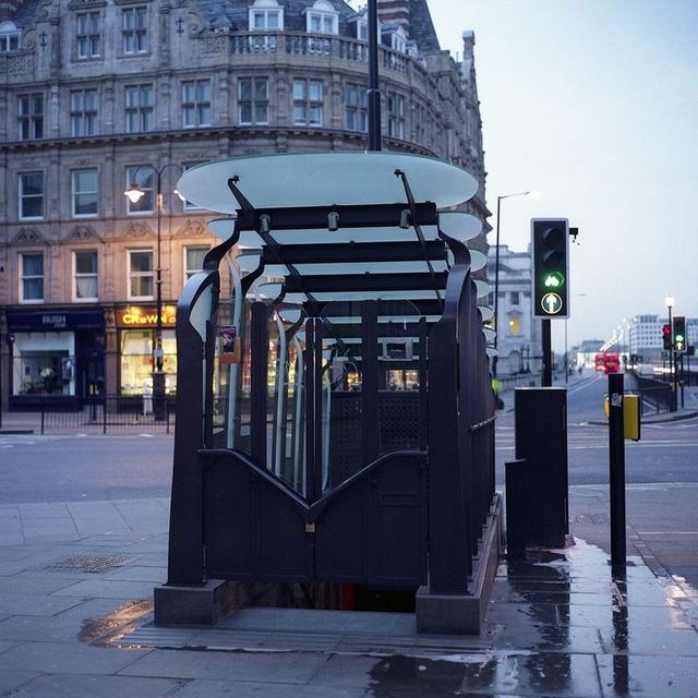 Nhà vệ sinh tại Aldwych, thuộc trung tâm thành phố London cũng đã biến thành quán bar.