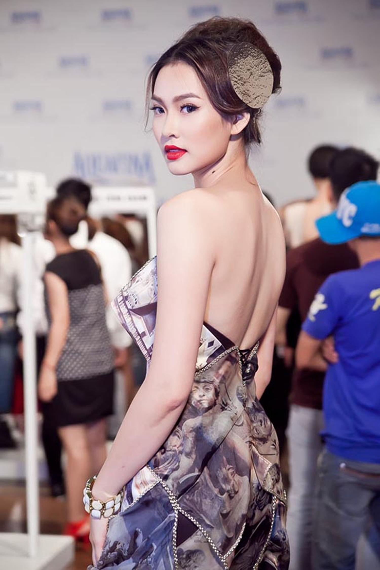 Hiện tại, Vương Thu Phương cũng đã có cuộc sống yên bình hơn sau những ồn ào tại cuộc thi Hoa hậu Việt Nam 2012. Cô tập trung kinh doanh và xuất hiện cầm chừng trong vai trò người mẫu.
