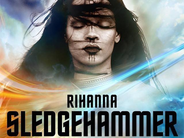 Sledgehammer là single mới nhất của Rihanna