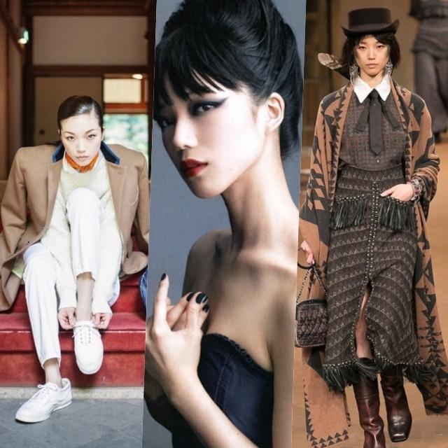 Tình mới của Huỳnh Tông Trạch là một nữ người mẫu có tiếng tại Nhật Bản (Ảnh: ihktv.com)