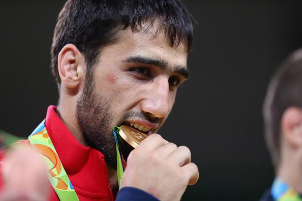 7/ Khasan Khalmurzaev (Judo 81kg nam - Nga)