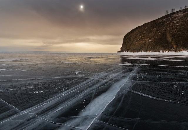 Trữ lượng nước hồ Baikal tương đương 20% lượng nước ngọt chưa đóng băng trên thế giới