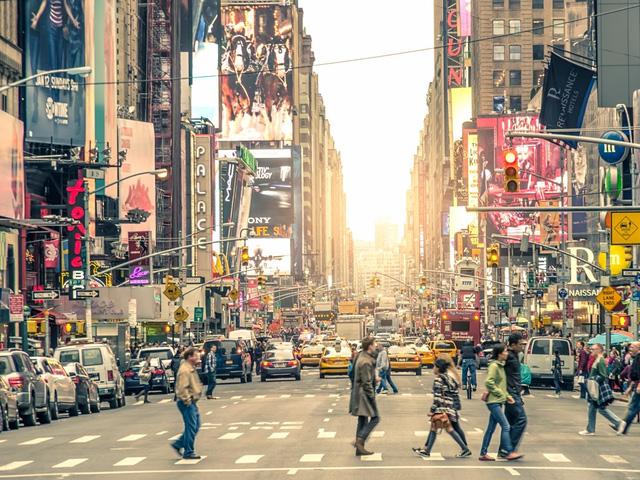 New York, Mỹ thu hút 12.2 triệu khách quốc tế