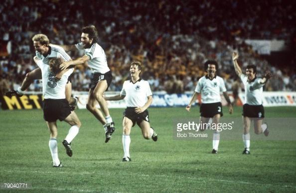 Chiến thắng cuối cùng thuộc về tuyển Đức khi xuất sắc hơn trong loạt đá penalty nghẹt thở. Ảnh: Getty