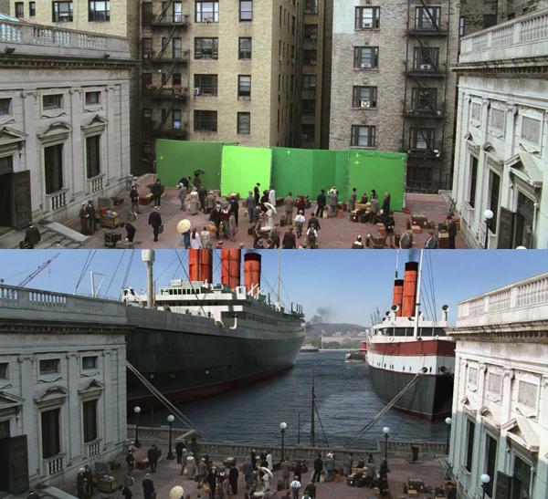 Hải cảng khổng lồ trong Broadwalk Empire ngoài đời cũng khác xa sự tưởng tượng của chúng ta.