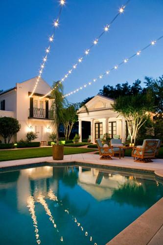 Những cách sử dụng đèn dây thông minh để căn nhà rực rỡ trong bóng tối - Ảnh 8.