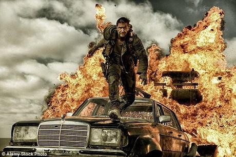 Tom Hardy tự thấy mình là một người may mắn khi nhận được những vai diễn có sức nặng.