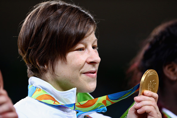8/ Tina Trstenjak (Judo 63kg nữ - Slovenia)