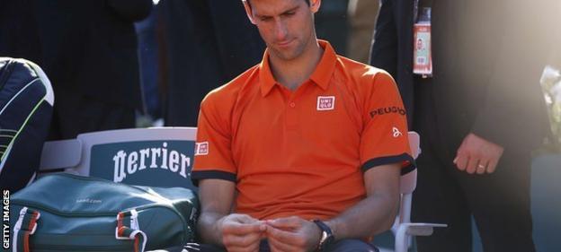 Liệu Pháp mở rộng vẫn sẽ là nỗi ám ảnh với Novak Djokovic? (Ảnh: Blog Tennis)