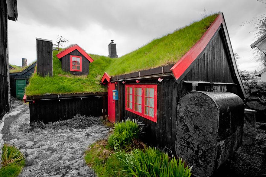 Torshavn, quần đảo Faroe