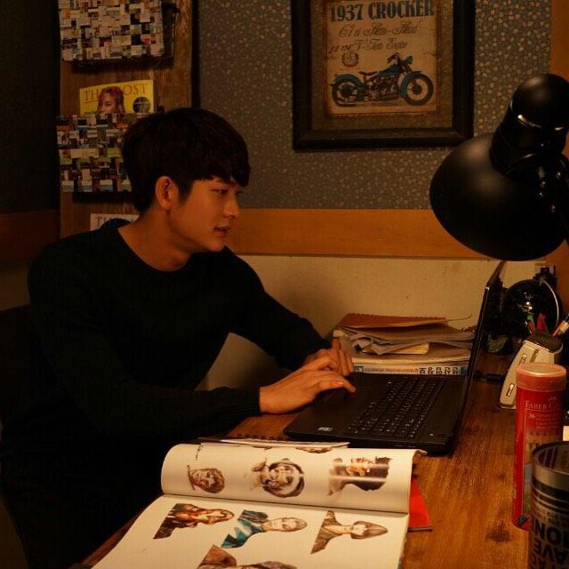Nam diễn viên Hàn Quốc Kang Tae Oh