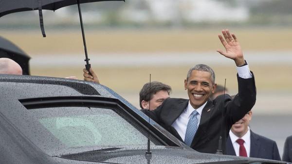 Ông Obama là Tổng thống Mỹ đầu tiên có chuyến thăm tới Cuba sau 88 năm