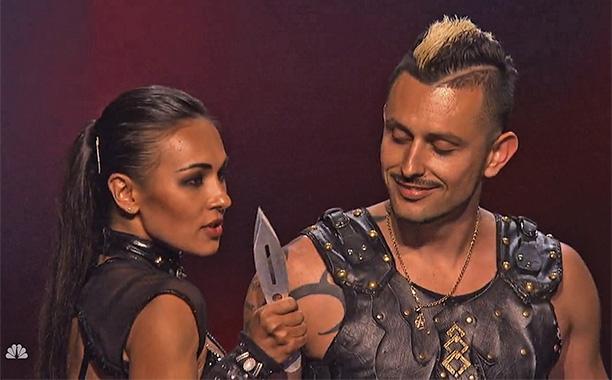 Cặp vợ chồng Alfredo - Anna Silva (Ảnh: NBC)