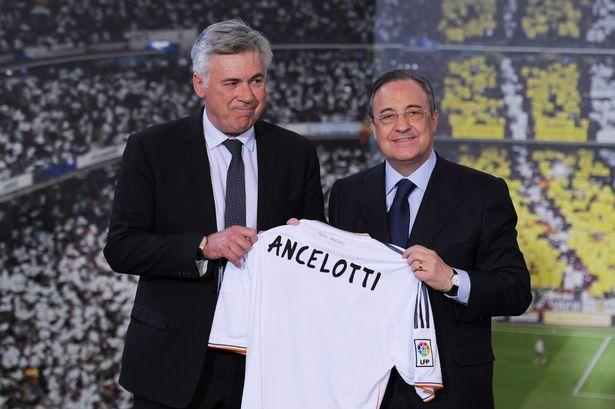 HLV Ancelotti hoàn tất giấc mơ Decima cũng ra đi ngay mùa giải sau đó.