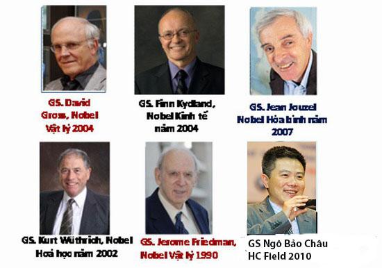 Các giáo sư nổi tiếng tham dự Gặp gỡ Việt Nam 2016