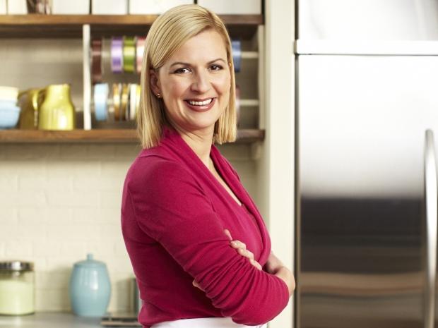 Đầu bếp Canada Anna Olson - Ảnh: peacepoint