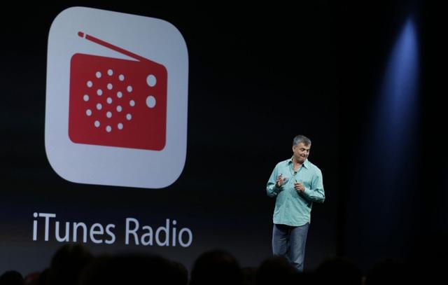 Người dùng sẽ được dùng thử dịch vụ iTunes Radio miễn phí trong 3 tháng