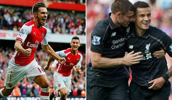 Liverpool - Arsenal: Tâm điểm của vòng 21 Ngoại hạng Anh