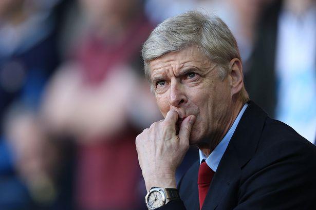 Dù đang dẫn dắt Arsenal nhưng HLV Wenger cũng được xem là ứng viên nặng ký cho chủ nhân của chiếc ghế HLV trưởng ĐT Anh. Ảnh: Getty
