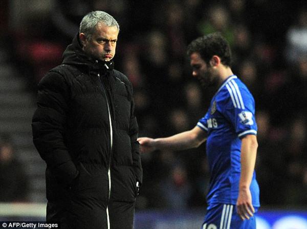 Trong mắt Mourinho, Mata không phù hợp - không quan trọng tiền vệ này có tài giỏi tới đâu chăng nữa.