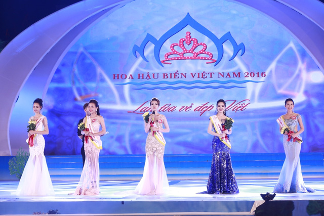 Top 5 Hoa hậu Biển Việt Nam 2016