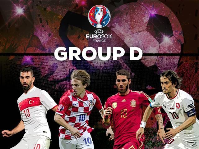 Bảng D mới chỉ có Tây Ban Nha giành vé trực tiếp sớm trước một vòng đấu.