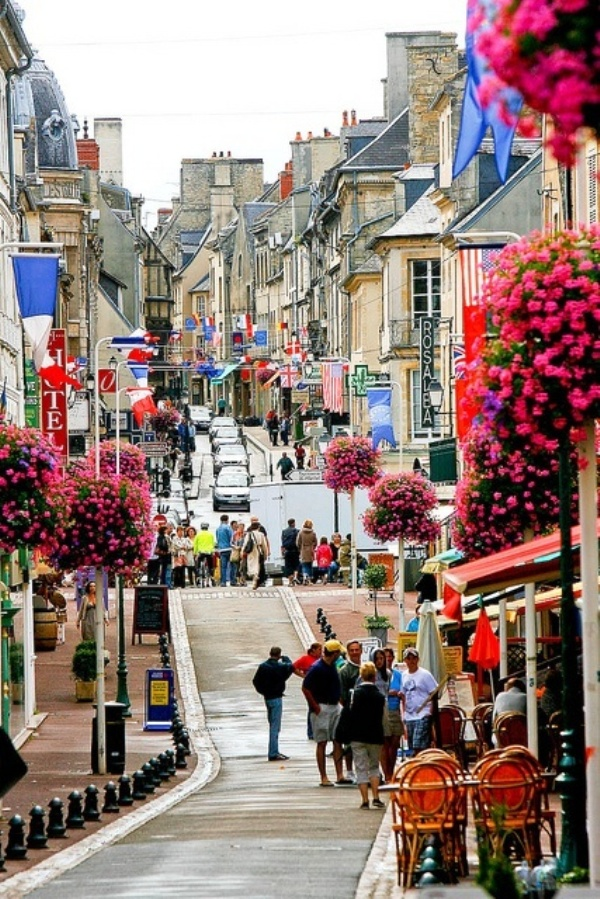 Thị trấn Bayeux, Pháp