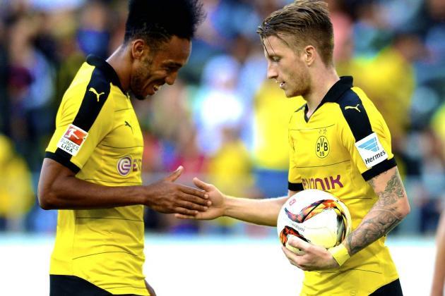 Hàng công của Dortmund được kỳ vọng sẽ bùng nổ trong trận đấu với Porto