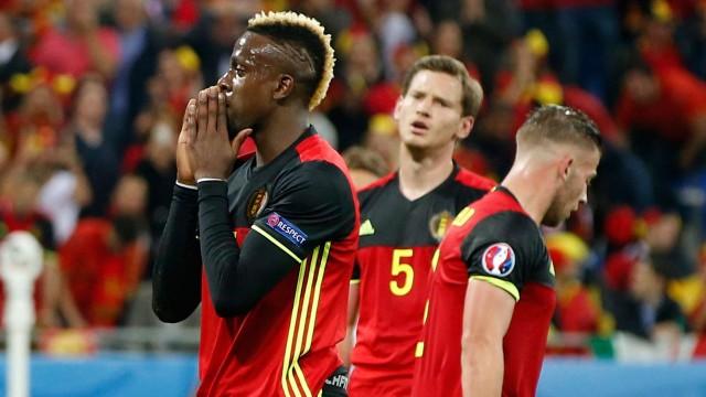 ĐT Bỉ cần phải quên đi thất bại trước Italy để hướng đến phía trước. Ảnh: UEFA