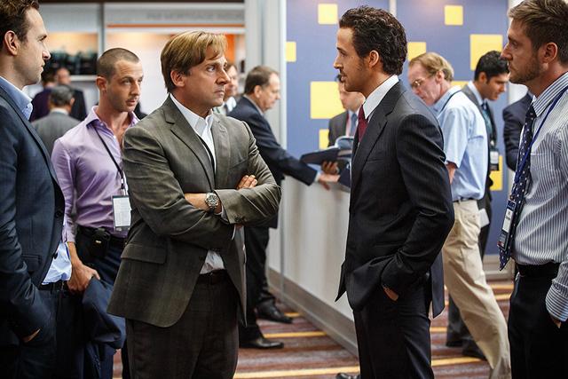 Danh sách đề cử cuối cùng cũng có bộ phim đáng chú ý The big short. Dàn diễn viên nam nổi tiếng như Brad Pitt, Christian Bale, Steve Carell, Ryan Gosling cùng tham gia diễn xuất tạo nên sự quan tâm của nhiều người với bộ phim. Đặc biệt, nội dung còn là câu chuyện sống động về góc tối của nền kinh tế suy thoái.