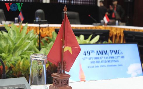Đoàn Việt Nam tham dự Hội nghị với phương châm chủ động, tích cực và có trách nhiệm.