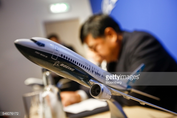 Mô hình Boeing 737