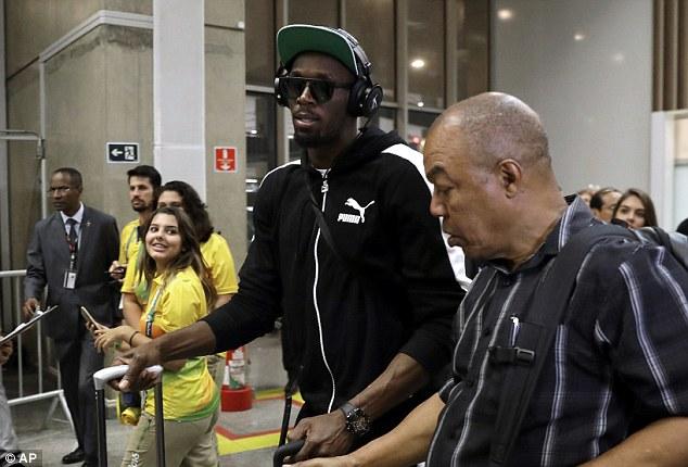 Bolt tỏ ra khá lạc quan tại Olympic Rio sắp tới