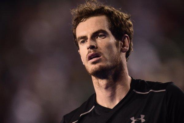 Murray đã có một trận đấu hay nhưng vẫn không thể thắng Djokovic dù chỉ 1 set