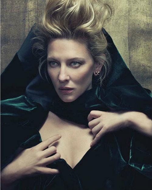 Cate Blanchett đang được kỳ vọng sẽgiành danh hiệu Nữ diễn viên chính xuất sắc nhất với vai chính trong phim Carol ở giải Oscar 2016