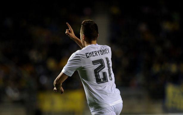 Cheryshev có thể sẽ cập bến Liverpool vào ngày cuối