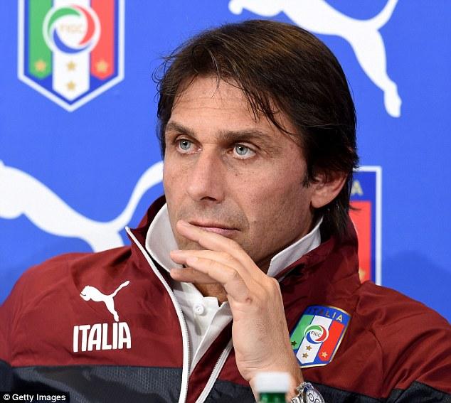 HLV Conte sẽ dẫn dắt ĐT Italy dự Euro 2016 và có thể sẽ trở về công tác huấn luyện ở cấp độ CLB.