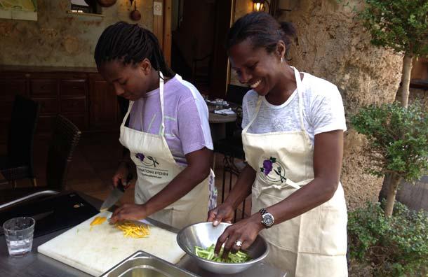 Tìm hiểu về ẩm thực Pháp và thực hành chế biến một số món ăn đơn giản