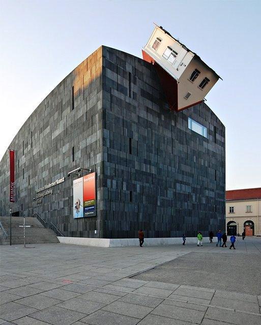Nhà tấn công nhà tại Viena, Austria
