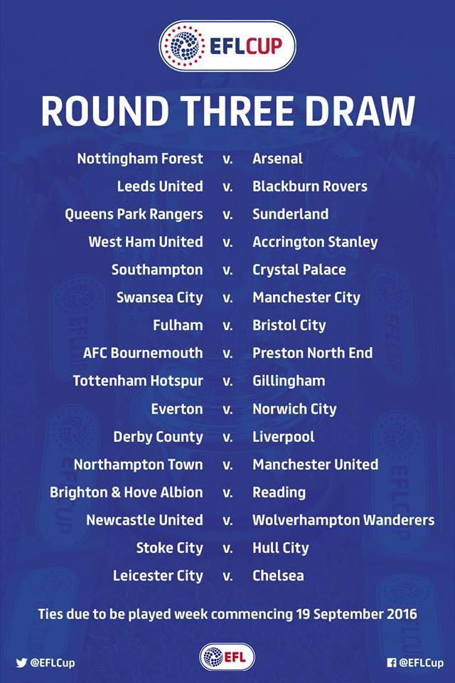 Bốc thăm vòng 1/16 Cúp Liên đoàn Anh: Đại chiến Leicester – Chelsea - Ảnh 2.